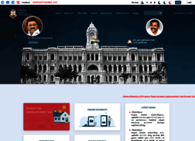 Chennaicorporation.gov.in thumbnail