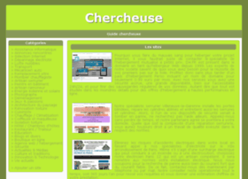 Chercheuse.com thumbnail
