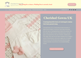 Cherishedgowns.org.uk thumbnail