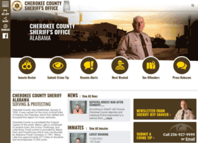 Cherokeecountyalsheriff.com thumbnail