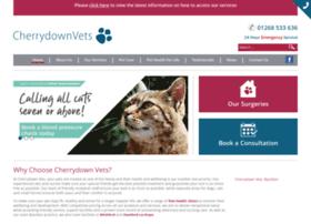 Cherrydownvets.co.uk thumbnail