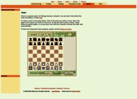 Chess.math.com thumbnail