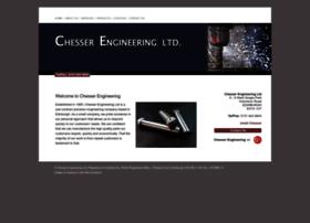 Chesserengineering.co.uk thumbnail