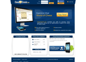 chessfriends com at WI  Play chess online, free