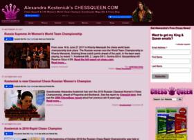 Chessqueen.com thumbnail