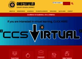 Chesterfieldschools.org thumbnail
