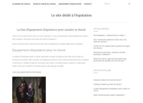 Cheval-plus.fr thumbnail