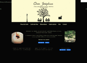 Chez-josephine.fr thumbnail