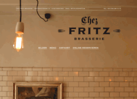 Chezfritz.de thumbnail