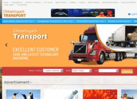 Chhattisgarhtransport.com thumbnail