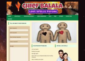 Chiefbalala.co.za thumbnail