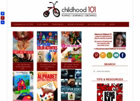 Childhood101.com thumbnail