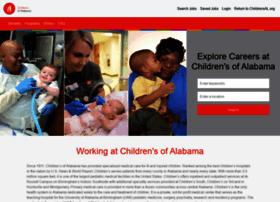 Childrensalcareers.org thumbnail