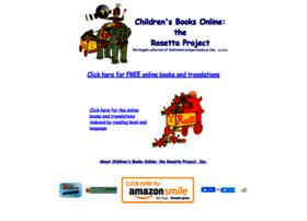 Childrensbooksonline.org thumbnail