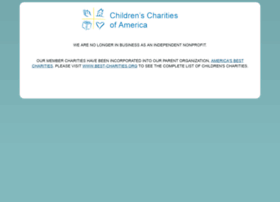 Childrenscharities.org thumbnail