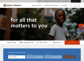 Childrensdayton.org thumbnail