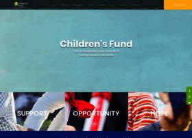 Childrensfundonline.org thumbnail