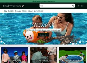 Childrenshouse.se thumbnail