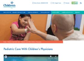Childrensphysiciansomaha.org thumbnail