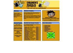 Childrenspuzzles.net thumbnail