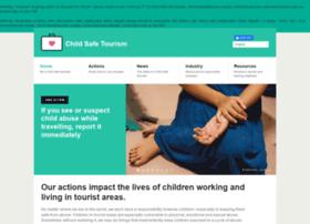 Childsafetourism.org thumbnail