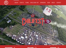 Chilifest.org thumbnail