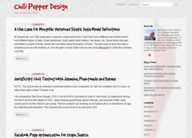 Chilipepperdesign.com thumbnail