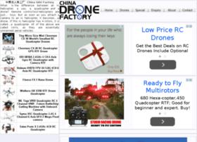China-drone-factory.net thumbnail