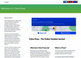 China-proxy.org thumbnail