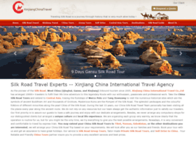 China-silkroad-travel.com thumbnail