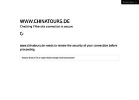 Chinatours.de thumbnail