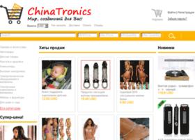 Chinatronics.ru thumbnail