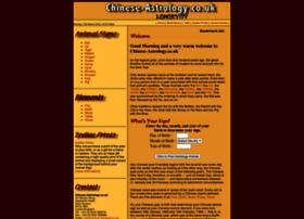 Chinese-astrology.co.uk thumbnail