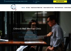 Chinookmallmedical.ca thumbnail