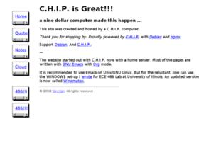 Chipnotized.org thumbnail