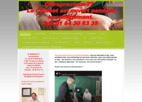 Chiropracteur-77.fr thumbnail