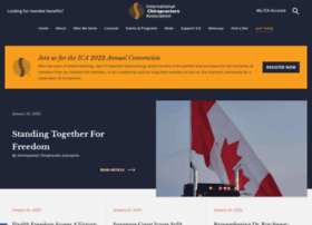 Chiropractic.org thumbnail