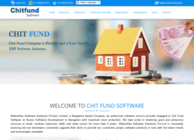 Chitfundsoftware.in thumbnail