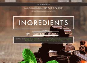 Chocolateingredients.co.uk thumbnail