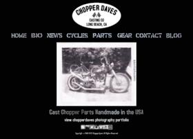 Chopperdaves.com thumbnail