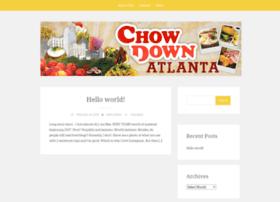 Chowdownatlanta.com thumbnail