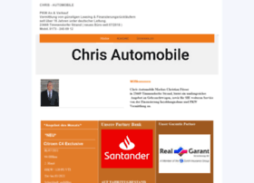 Chris-automobile.de thumbnail