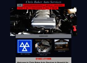 Chris-baker-auto-services.co.uk thumbnail
