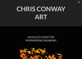 Chrisconwayart.com thumbnail
