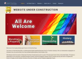 Christ-the-king.net thumbnail