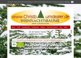 Christbaumdealer.de thumbnail
