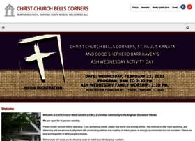Christchurchbellscorners.ca thumbnail