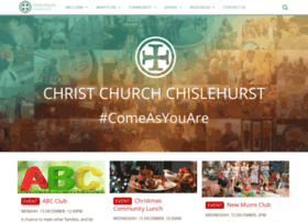 Christchurchchislehurst.org thumbnail