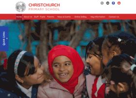 Christchurchprimary.co.uk thumbnail