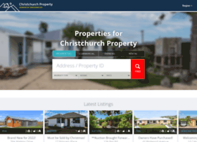 Christchurchproperty.co.nz thumbnail